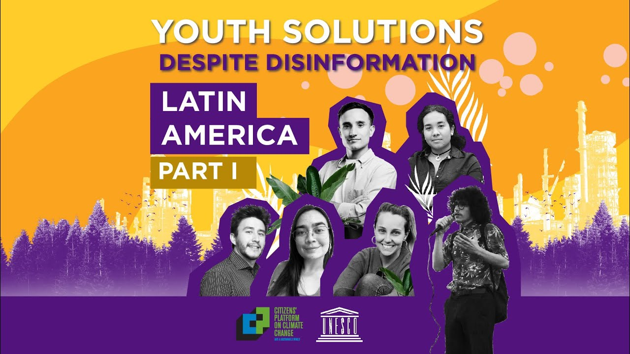 Youth Solutions in Latin America - part 1