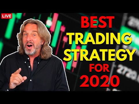 The Best Trading Strategy For 2020? – Here's My Top 2 Strategies I'm Trading Right Now