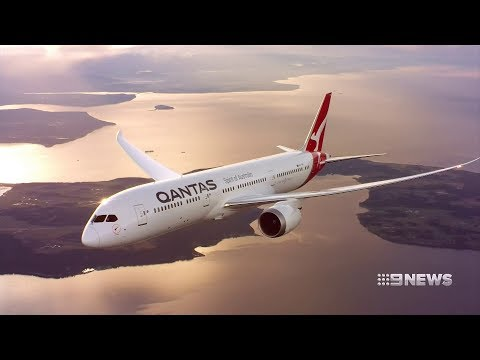 Qantas 747-400 Retirement Announcement