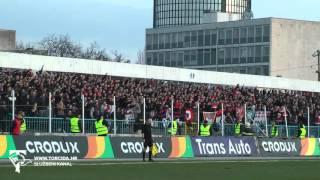 Torcida Split / NK Lokomotiva - Hajduk Split 2:1 (23. Kolo MAXtv Prva Liga)