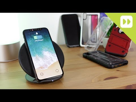 Download Youtube: What iPhone X Cases Work With Wireless Charging?