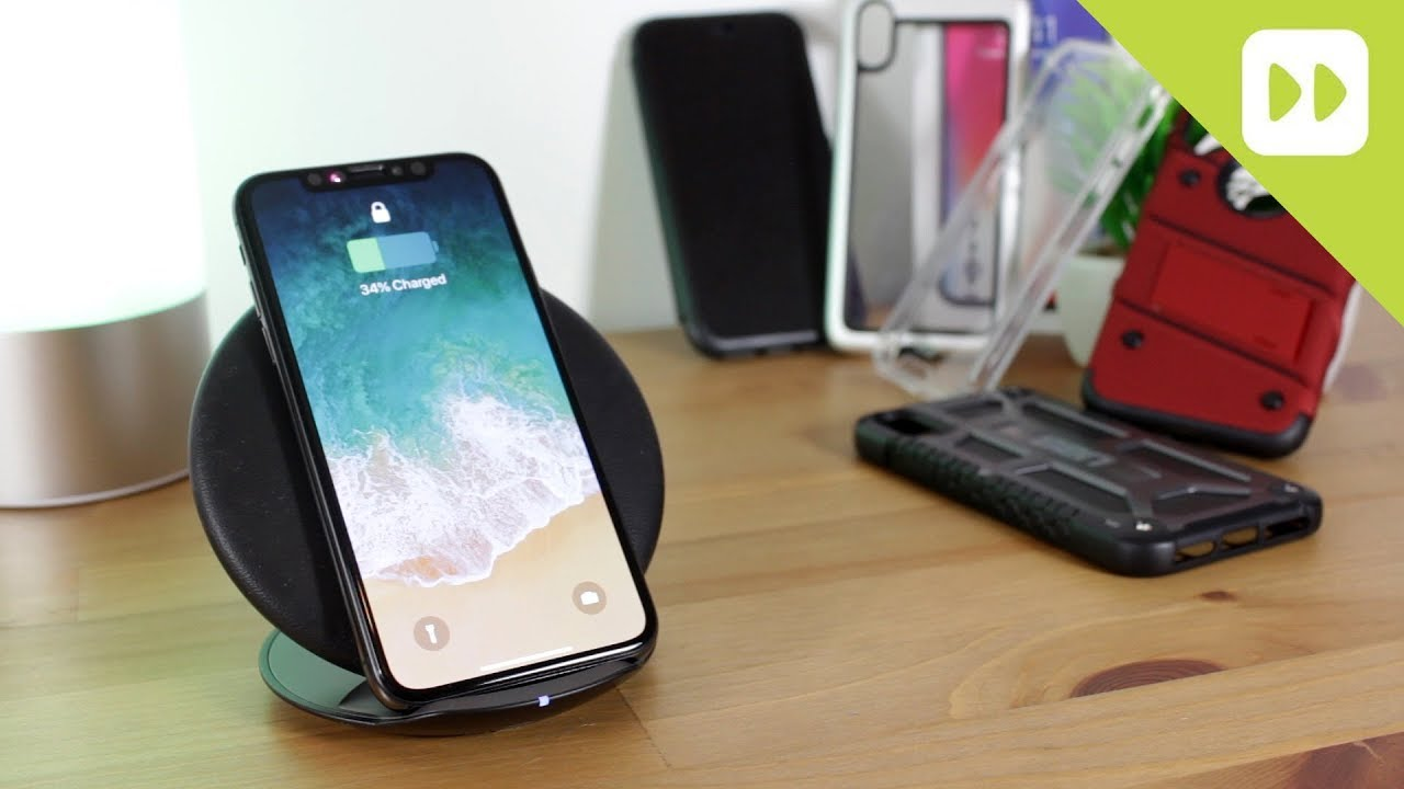 hot sale online b7f30 4ad6a What iPhone X Cases Work With Wireless Charging?