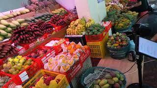 Фруктовый Фермерский рынок Санья Дадунхай Китай ВидеоЗапискиМихалыча