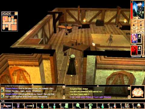 Let's Play Neverwinter Nights Co-op part 35 |