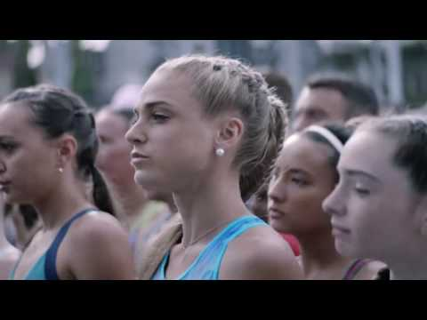 Nike - Handcuffs (Keep up or fall behind)