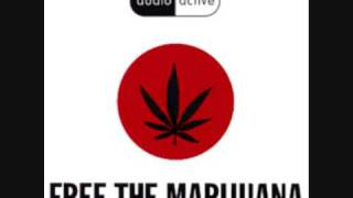 Audio Active feat Bim Sherman--Free the Marijuana