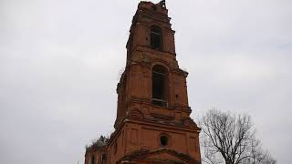 Почему они построили церковь не в самом высоком месте? Церковь Покрова Богородицы в Дёрново