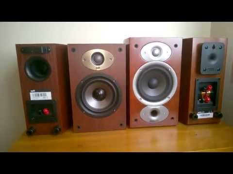 Polk Audio TSx110B Vs RTiA1 Bookshelf Speakers Review Whats The Difference Comparison