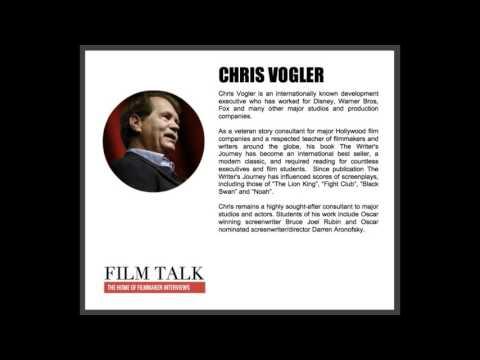Film Talk interview with Chris Vogler