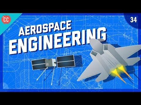 To The Moon & Mars - Aerospace Engineering: Crash Course Engineering #34