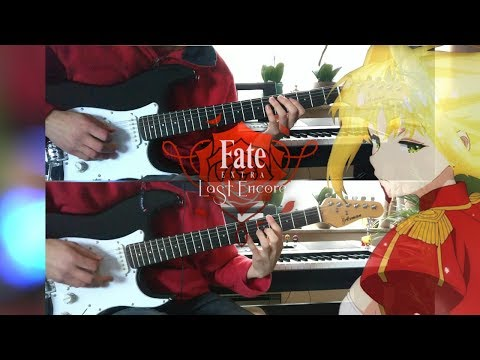 Fate/EXTRA Last Encore OP - 「Bright Burning Shout」/西川貴教 (Guitar Cover)