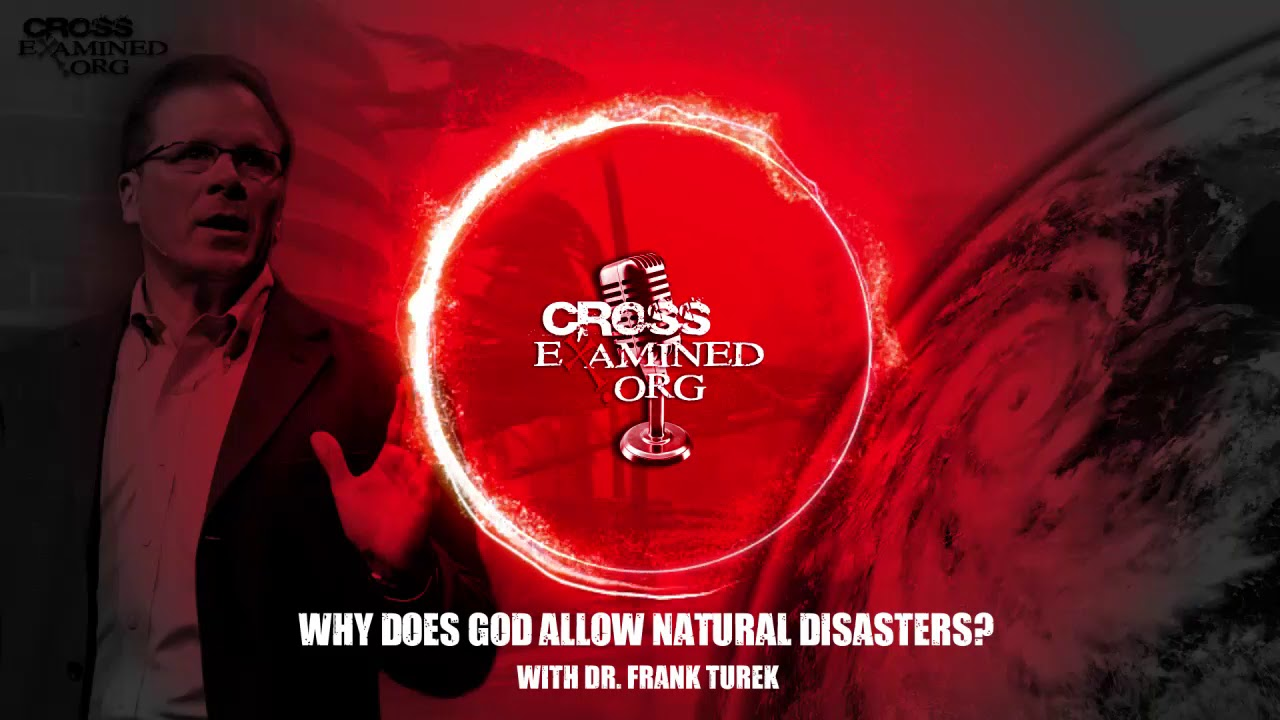 """why does god allow natural disasters In the wake of many recent natural disasters lately, you may be asking the question, """"where is god"""" """"why does god allow natural disaster."""
