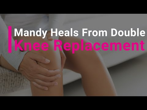 Mandy from Colorado Heals from Double Knee Replacement in Record Time