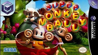 Longplay of Super Monkey Ball