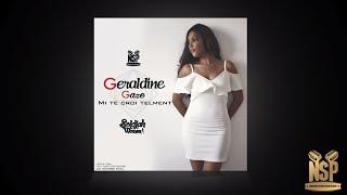 Geraldine Gaze - Mi te croi telment- (Audio)-Soldjahwomen