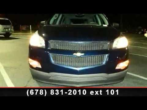 Awesome 2010 Chevrolet Traverse   Team Nissan Of Lithia Springs   L