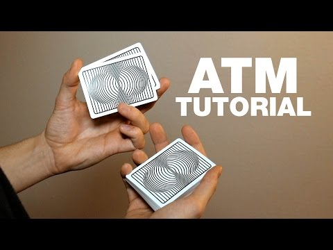 Cardistry Tutorial — ATM by Oliver Sogard
