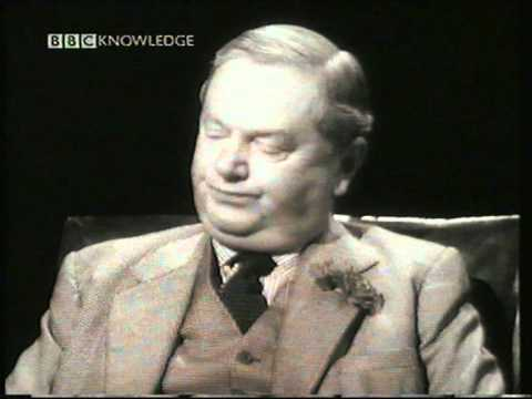 Evelyn Waugh Face To Face BBC Interview