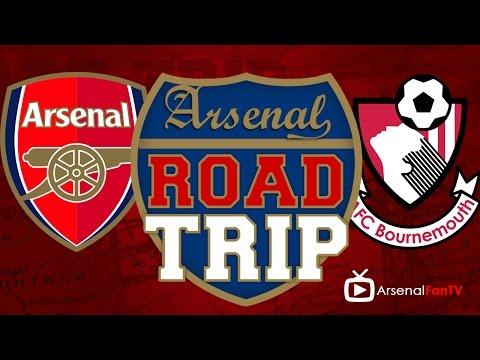 Road Trip To Emirates - Arsenal v Bournemouth