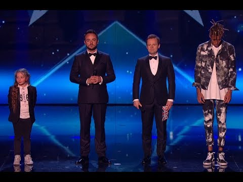 The WINNER Of Britain's Got Talent 2017 IS..  Final Results