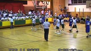 Mountainside, NJ Spirit Night 2005 (Boys Basketball)