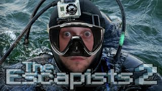 ИЗОЛЕНТА ЛУЧШЕ ВЕРТОЛЁТА ► The Escapists 2 #7