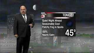 Rob's weather forecast part 1 11-18-19 10pm