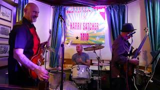 'Free bird' & 'Wipeout' performed by the Harry Satcher Band at The Nightingale