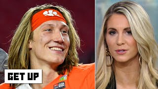 there-s-no-chance-trevor-lawrence-sits-out-next-season-at-clemson-laura-rutledge-get-up