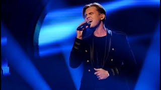 Bragi Bergsson: Against All Odds – Phil Collins – Idol 2018 - Idol Sverige (TV4)