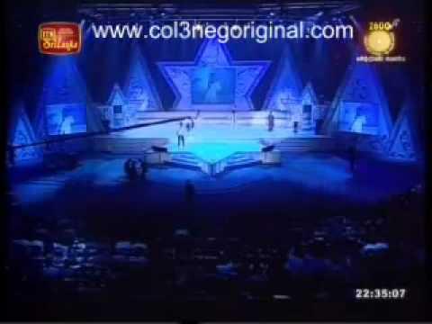 Hima Renu  Mario Ananda  Raigam Tele Awards