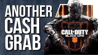 Call of Duty DITCHES single player in favour of BATTLE ROYALE!