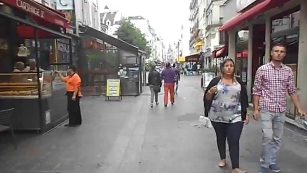 RUE SAINT DENIS A PARIS