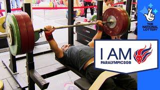 Paralympic Powerlifter Ali Jawad gears up for Rio
