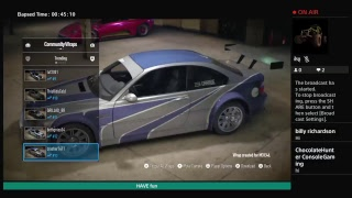 Need for speed stream