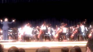 Kabuki Dance by 7th grade orchestra