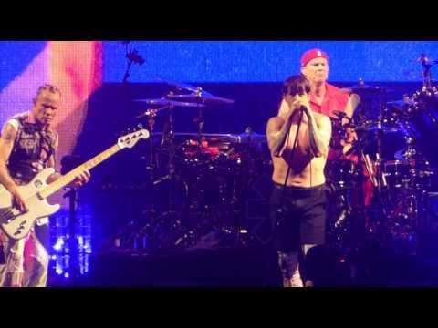 """Californication"" Red Hot Chili Peppers@Verizon Center Washington DC 4/12/17"