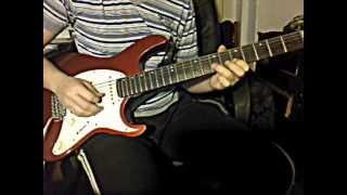 Рюмка водки на столе(Гитара, соло)