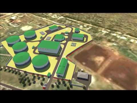 Строительство канализационных очистных сооружений в Саках - привью к видео UvuGhHBuia8