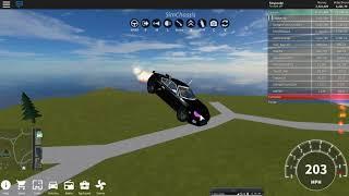 Roblox - France Simulateur de véhicule (en anglais) Mise à jour de la nouvelle voiture (en anglais seulement) BRZ SUBARU