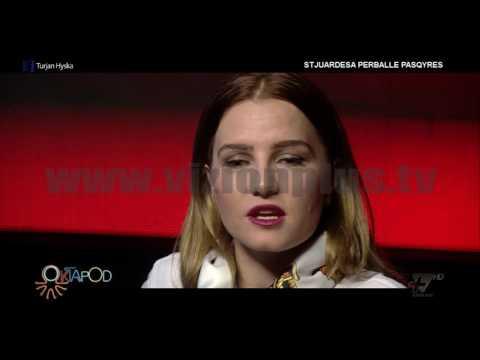 Oktapod - Stjuardesa perballe pasqyres - 18 Nentor 2016 - Vizion Plus - Variety Show