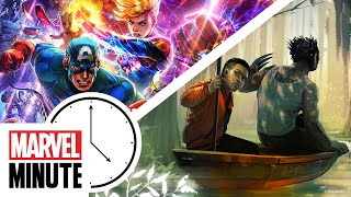 Wolverine returns to podcasts and Captain Marvel joins Marvel Games! | Marvel Minute