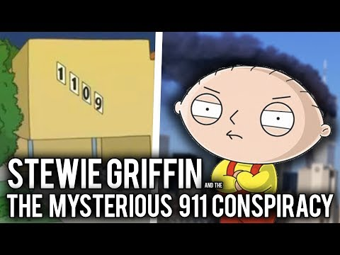 Family Guy: Stewie Griffin & The Mysterious 911 Conspiracy