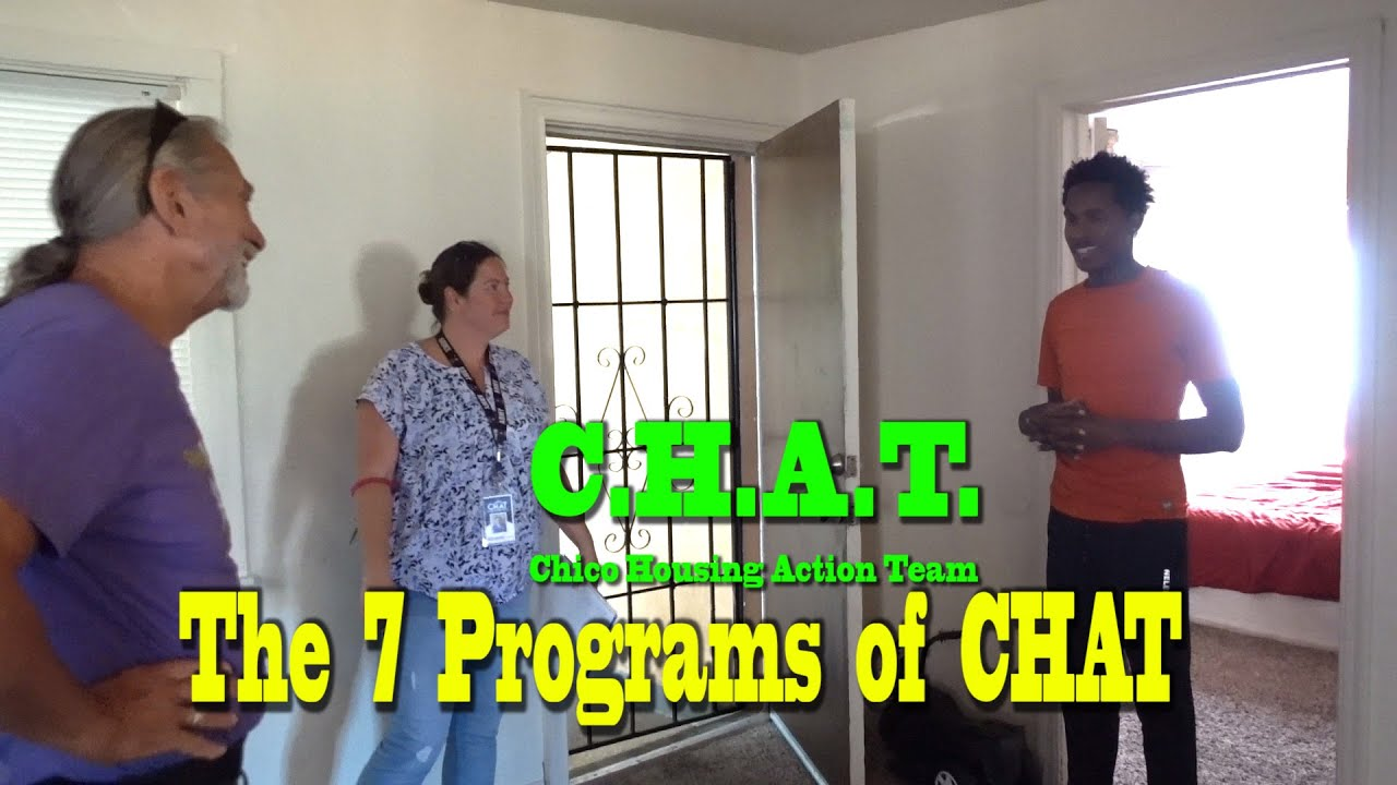CHAT News Video: The Many Programs of CHAT