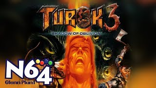 Turok 3 : Shadow Of Oblivion - Nintendo 64 Review - HD