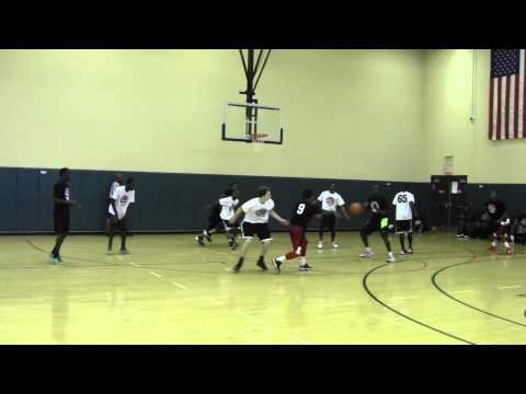 Jordan Williams #9 - Highlights from All American Juco Showcase!!!!