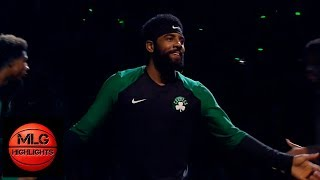 Sixers & Celtics Starters Introductions | 10.16.2018 NBA Season