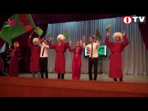 Performance of Turkmen students in Azerbaijan Oil and Industry University - [www.OTV.az]