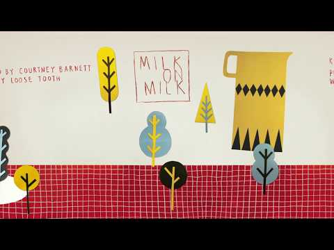 """Courtney Barnett Announces Milk! Records Compilation & Shares Her Cover Of """"Keep On"""" From Loose Tooth"""