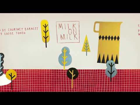 Courtney Barnett - Keep On (from 'Milk On Milk' compilation)